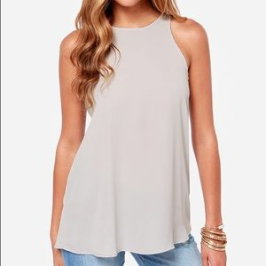 3 for $20 NEW Lulus gray top